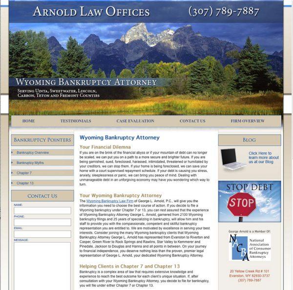 Law Office Web Design